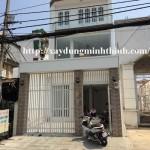 Sửa nhà nâng tầng quận Bình Thạnh