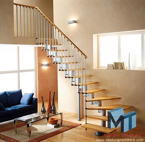 những sai lầm khi thiết kế cầu thang