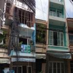 Sửa nhà nâng tầng, quận tân phú