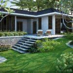 Thiết kế nhà biệt thự vườn phải dựa vào phong thủy