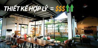 Thiết kế quán cafe có ảnh hưởng đến quán cafe