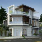 Thiết kế nhà phố hai mặt tiền đẹp cần phải biết gì?
