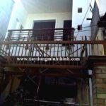 Sửa nhà nâng tầng ở Tân Bình
