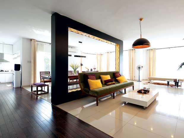 trang trí nội thất hợp lý theo phong cách hiện đại