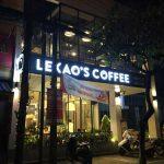 thiết kế thi công quán cafe tiền chế