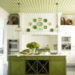 Mách bạn 11 gợi ý màu sắc cho nhà bếp