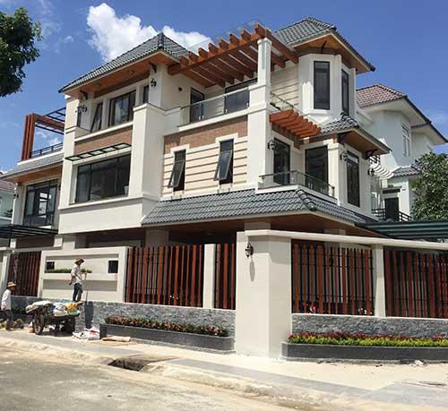 Công trình biệt thự quận 9 sau khi sửa chữa ở Minh Thịnh Phát