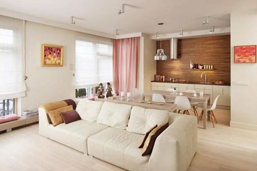 5 gợi ý giúp không gian phòng khách thêm rộng