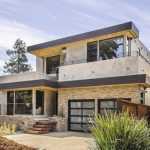 Xu hướng dùng đá ốp mặt tiền trong thiết kế nhà đẹp