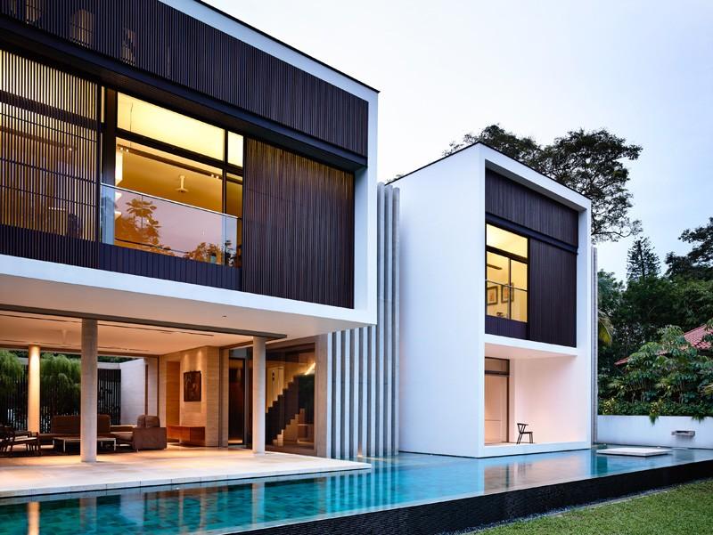nhà ở hiện đại