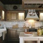 4 cách thiết kế nội thất phòng bếp theo phong cách cổ điển