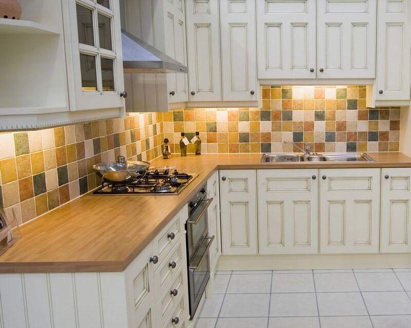 một số lỗi thiết kế phòng bếp
