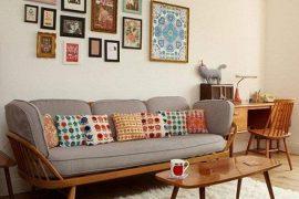 10 cách bố trí phòng khách thông minh