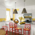 9 nhà bếp màu vàng khiến bạn cảm thấy thích thú khi nhìn thấy chúng