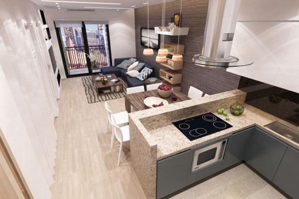 những mẹo thiết kế nội thất nhà đẹp 2018