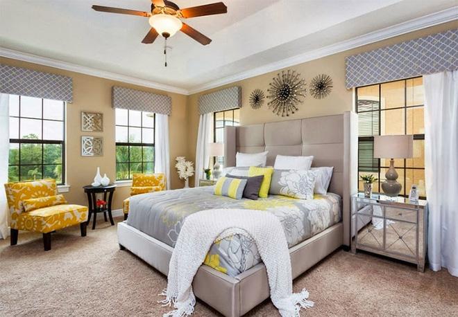 phòng ngủ đẹp lãng mạn ai cũng muốn có