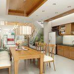 #3 Giải pháp thiết kế nội thất nhà ống hiện đại