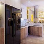 Cùng Minh Thịnh chiêm ngưỡng #13 nhà bếp đẹp hiện đại cho chung cư