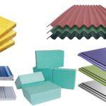 Các vật liệu cách nhiệt thông dụng cho nhà ở