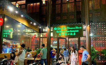 Thiết kế thi công chuỗi nhà hàng CHU DIMSUM HOUSE