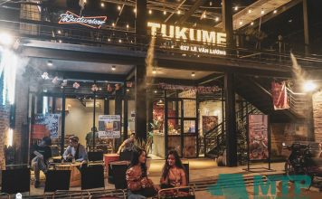 Thi công xây dựng nhà hàng khung thep tukume quận 7