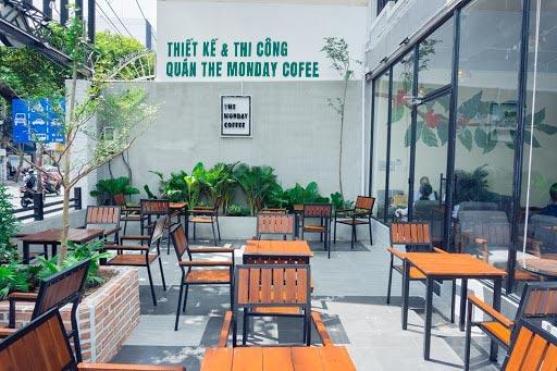 Chuỗi quán café THE MONDAY COFFEE