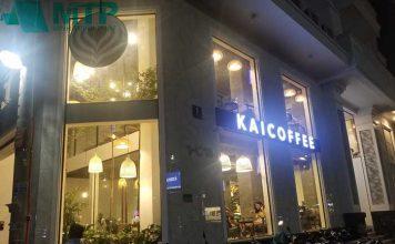 Kai Coffee Tân Bình K300 Cộng Hoà